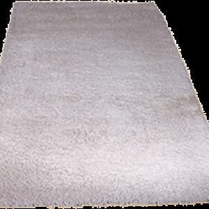 שטיח שאגי לבן
