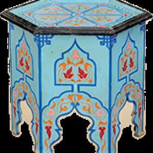 שולחן מרוקאי